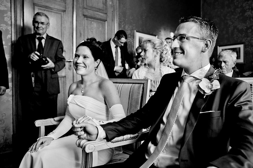 Hochzeit im Standesamt Schloss Luebbenau im Spreewald