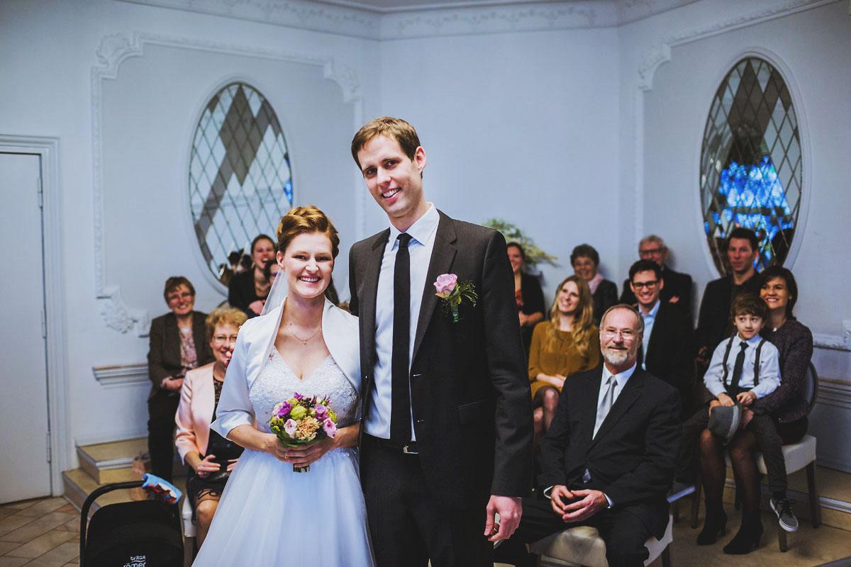 Hochzeit im Rathaus Köpenick