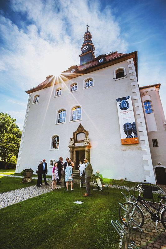 Hochzeit im Standesamt Schloss Lübben im Spreewald