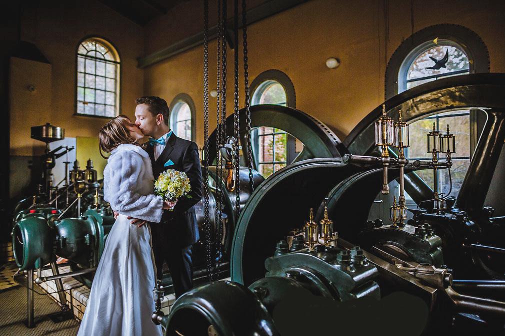Hochzeit im Standesamt Schmargendorf