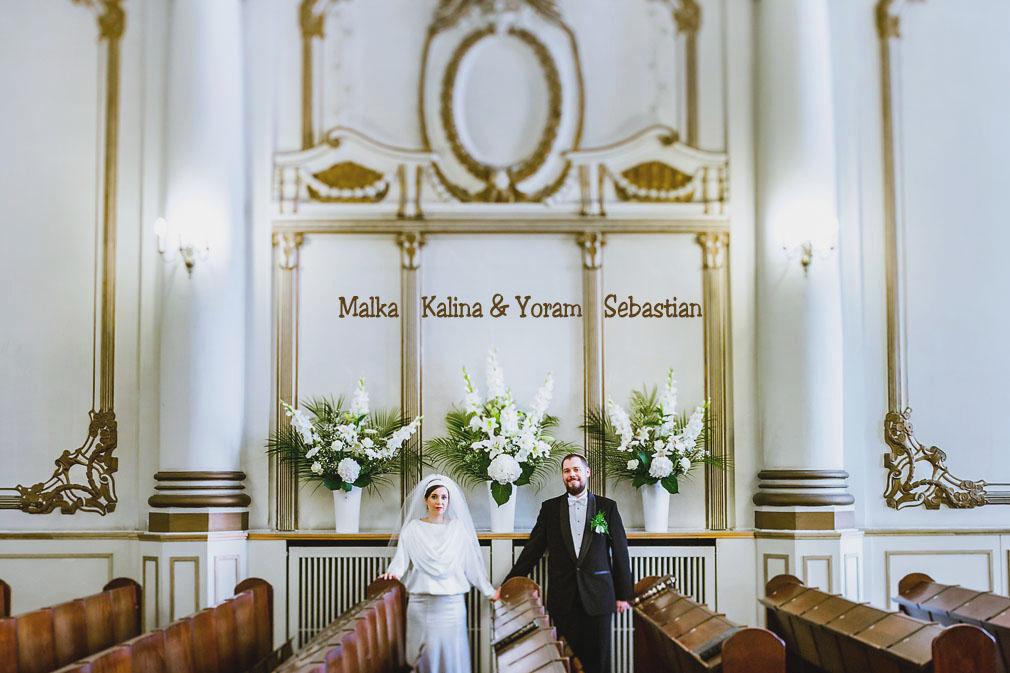 Malka Kalina & Yoram Sebastian