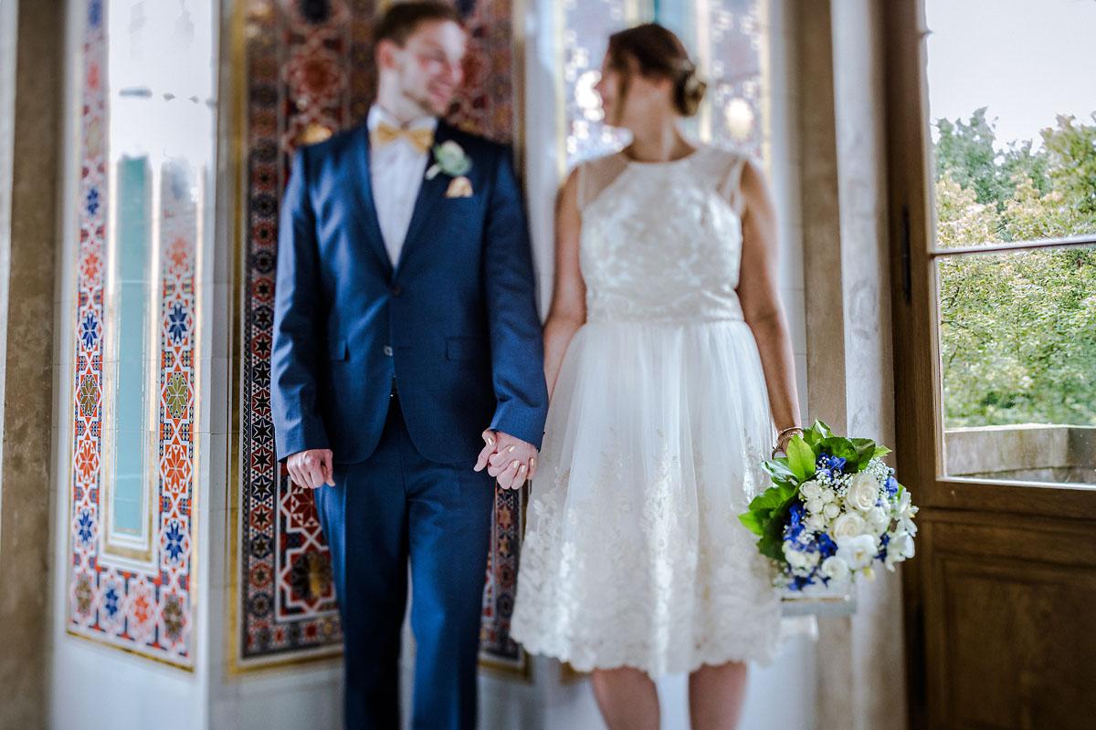 Hochzeit im Belvedere