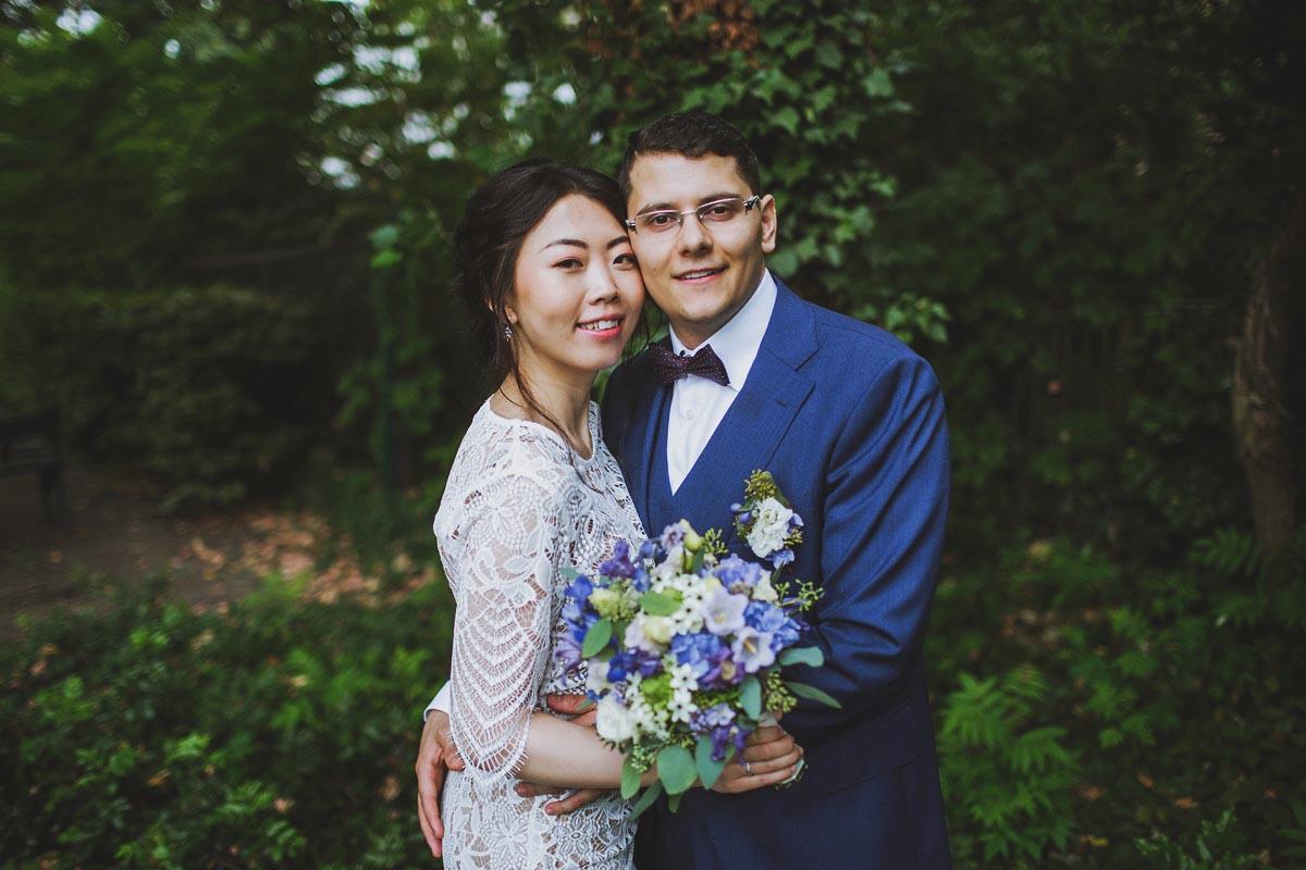 Hochzeit in der Villa Kogge